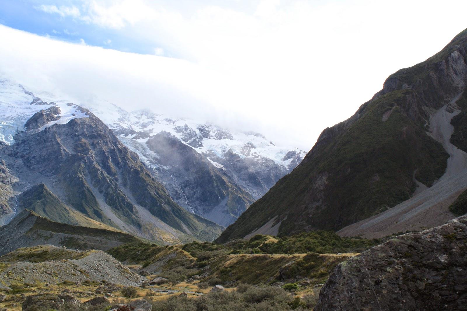 That's a mountain range.
