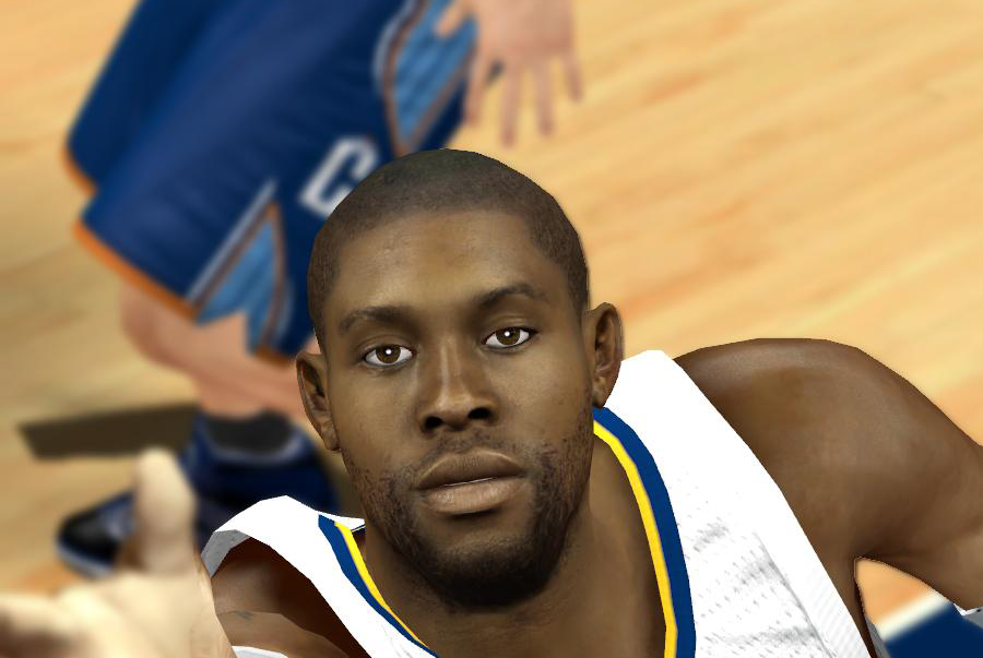 C. J. Watson Cyberface Patch NBA2K14