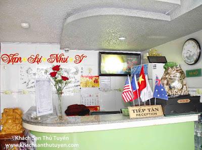 Khách Sạn Thủ Tuyền - Khách Sạn Quận 10 ngay trung tâm Thành Phố