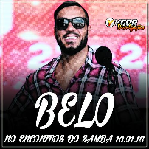 CD BELO - ENCONTROS DO SAMBA 16.01.2016