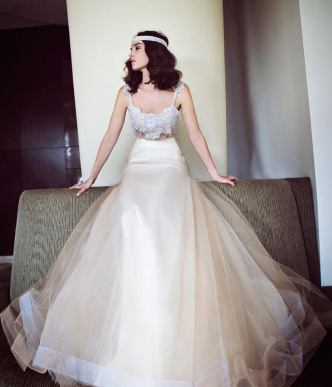 Vestidos de novia provocativos