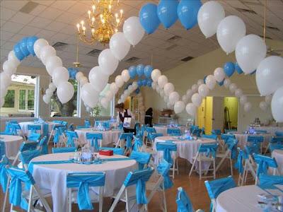 Decoracion con globos para fiestas infantiles decorando for Decoracion con globos 50 anos