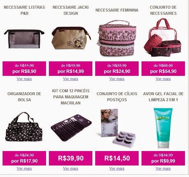 Ofertas da Loja http://www.milaonline.com.br