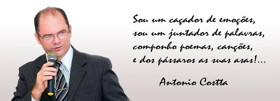 ANTONIO COSTTA - DIÁRIO POÉTICO