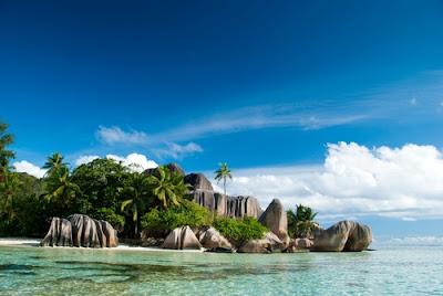 Isla La Digue - Islas Seychelles