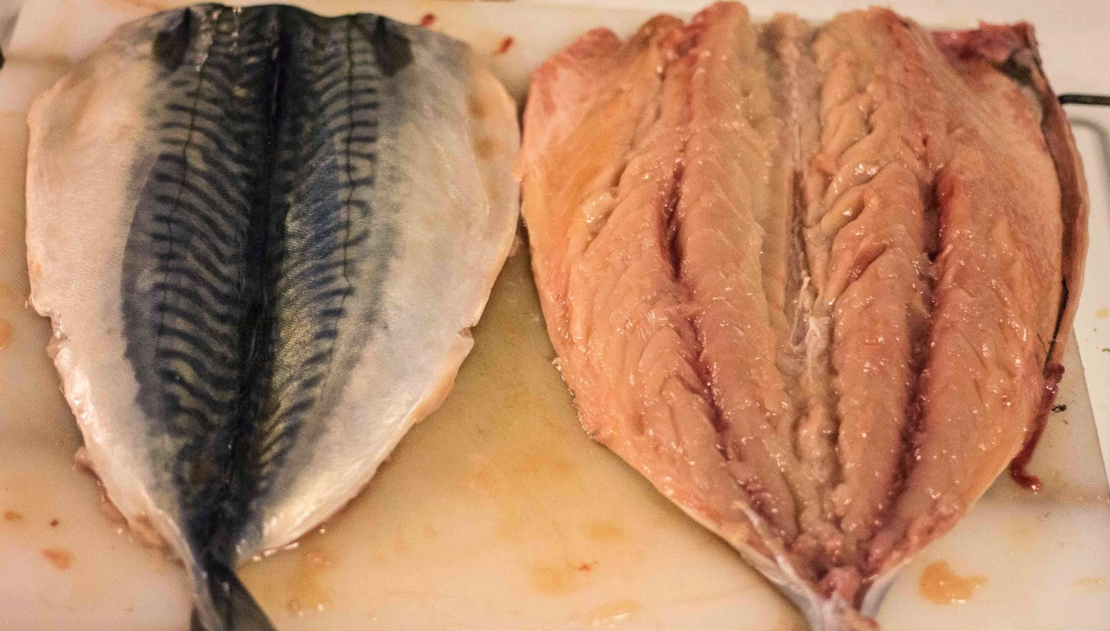 How to salt the mackerel at home A few recipes 32