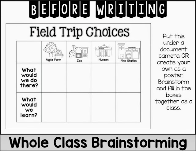 http://primarychalkboard.blogspot.com/2015/03/opinion-writing-in-primary-classroom.html