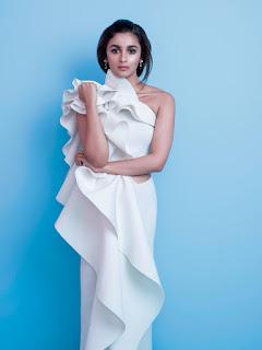 Alia Bhatt Beautiful HQ Pics for Fashion magazine Pictureshoot WOW