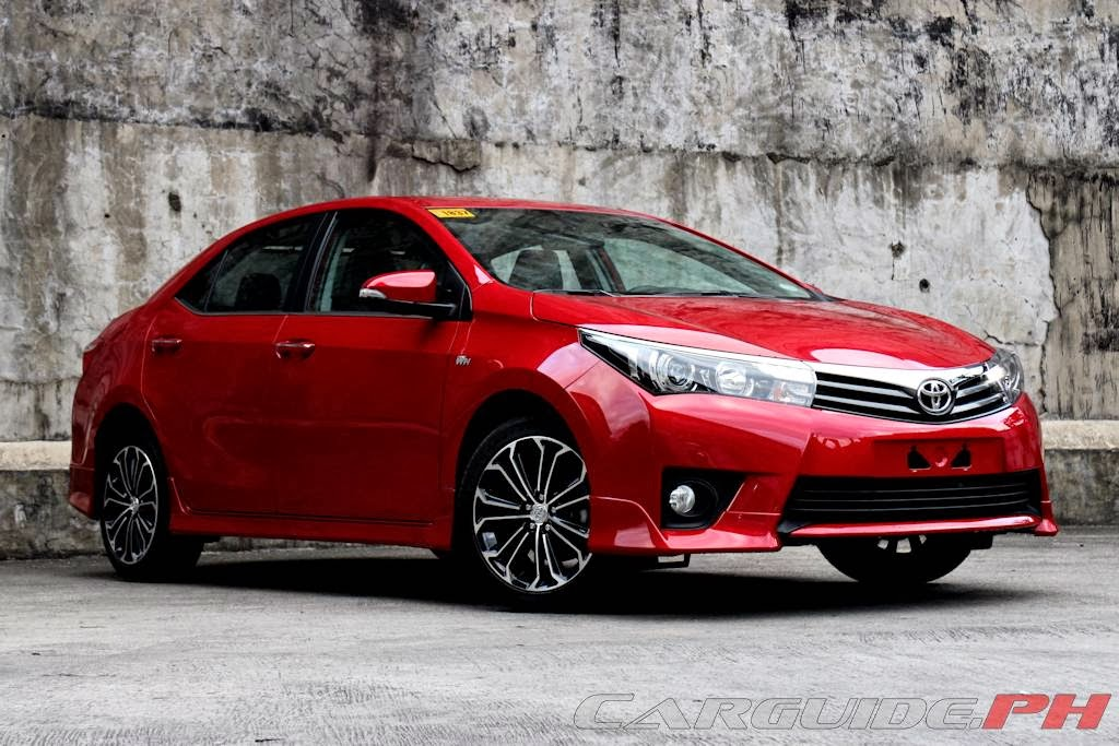 Best Tires For Toyota Camry >> Review: 2014 Toyota Corolla Altis 2.0 V | Philippine Car News, Car Reviews, Automotive Features ...