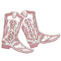 Cowboy Boots Pink3
