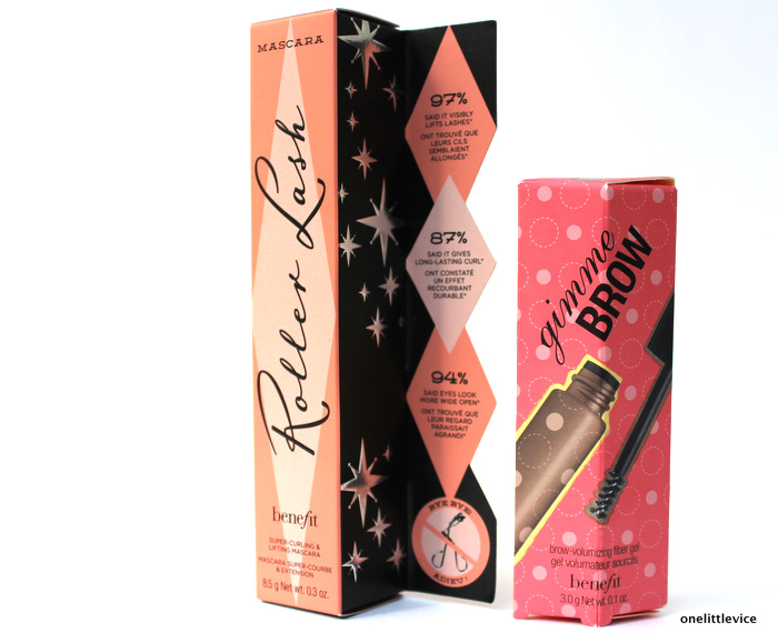 one little vice beauty blog: benefit hero products worth the hype