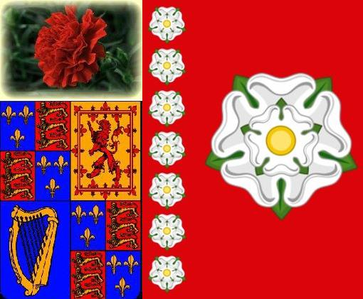 Society of The Red Carnation: Royalists Cavaliers of the red Carnation