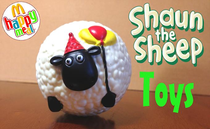 Đồ Chơi Shaun The Sheep Của Mc Donald