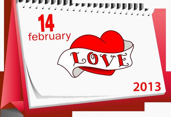 Gambar Ucapan Hari Valentine 2013 [Valentine's Day]