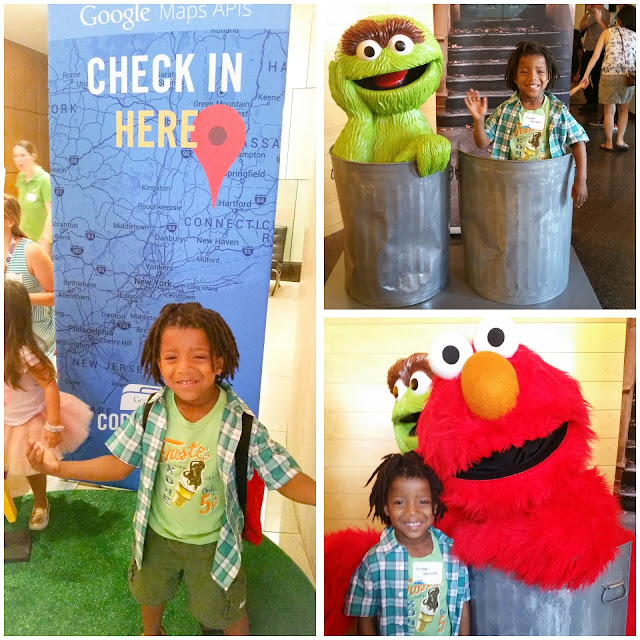 Sesame Street Workshop