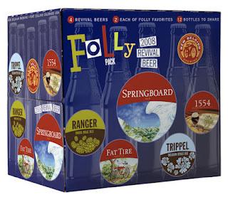 New Belgium Folly Pack