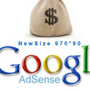 New adsense unit 970*90