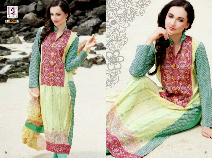 Beautiful Summer Collection by Shaista