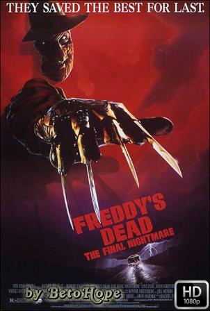 Pesadilla Final: La Muerte de Freddy [1080p] [Latino-Ingles] [MEGA]