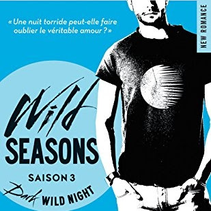 Wild seasons, tome 3 : Dark Wild Night de Christina Lauren