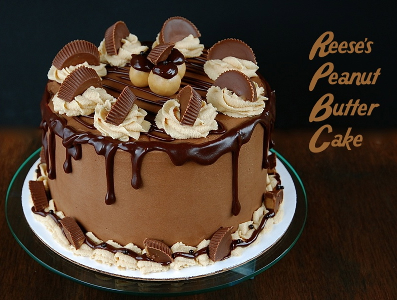 Recipe peanut butter candy cake