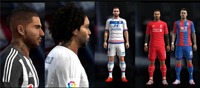PES 2013 Tattoo Pack V 2 by Sevak