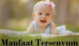Mаnfааt Tеrѕеnуum Bаgi Kesehatan, bayi tersenyum, bayi, bayi lucu tersenyum