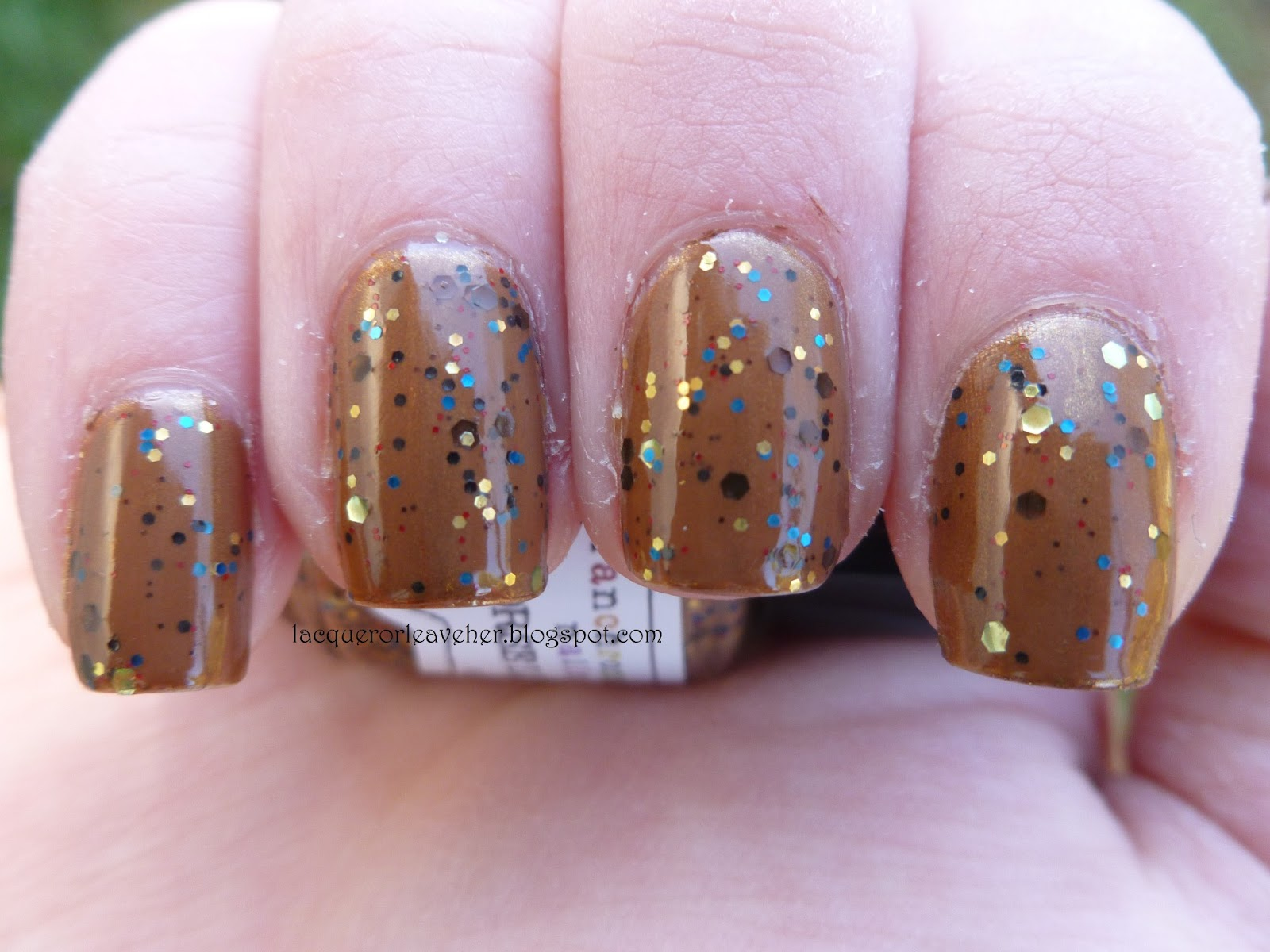 Lacquer or Leave Her!: Indie-licious Review: Fanchromatic Nails part 2