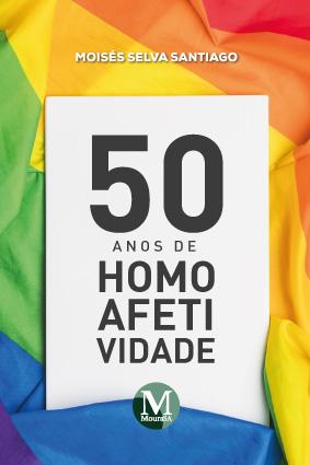 Livro 50 Anos de Homoafetividade