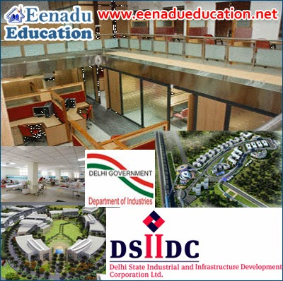 Last date extended for Job posts in DSIIDC