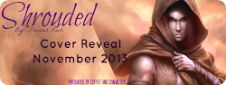 Shrouded Giveaway Ends 12/11