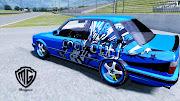BMW E30 carbon front splitter carbon splitter