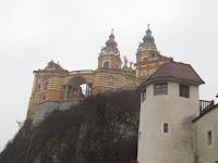Abbey at Melk