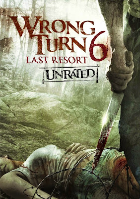 wrong turn 6 last resort dvd cover 54 Download   Pânico na Floresta 6 : Sem Cortes (2014)