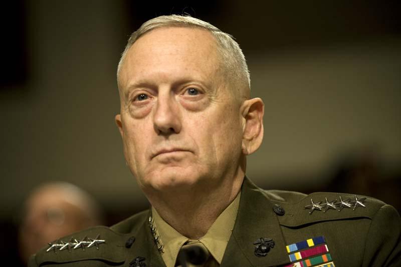 James Mattis: Kabar Tentang Rencana AS Akan Menyerang Iran adalah Fiksi