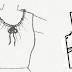 Como hacer el escote redondo fruncido