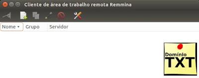 DominioTXT - Remmina Acesso Remoto
