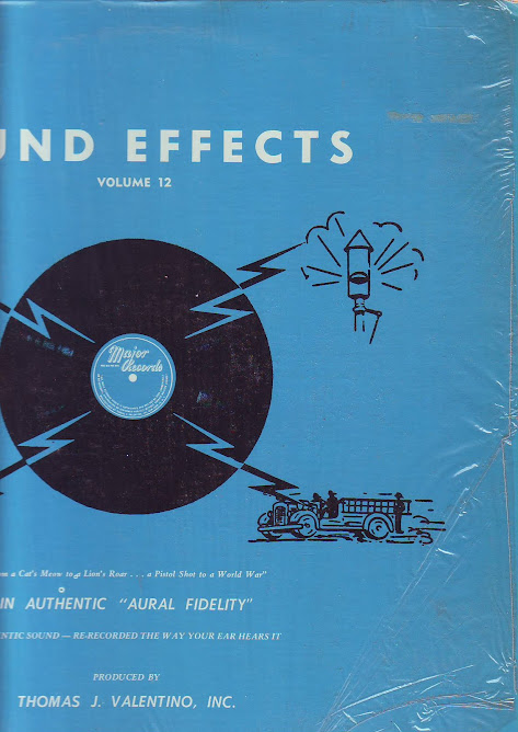 Major Reord sound effects VOL 12