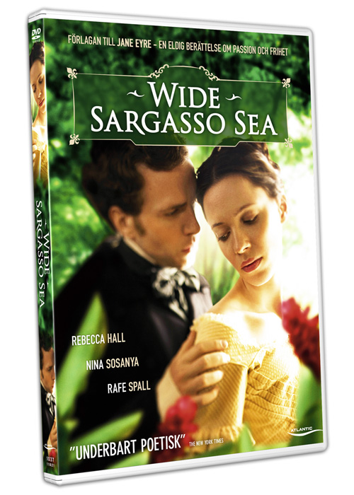 wide sargasso sea and antoinette