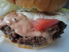 BBQ Monterey Jack Burgers