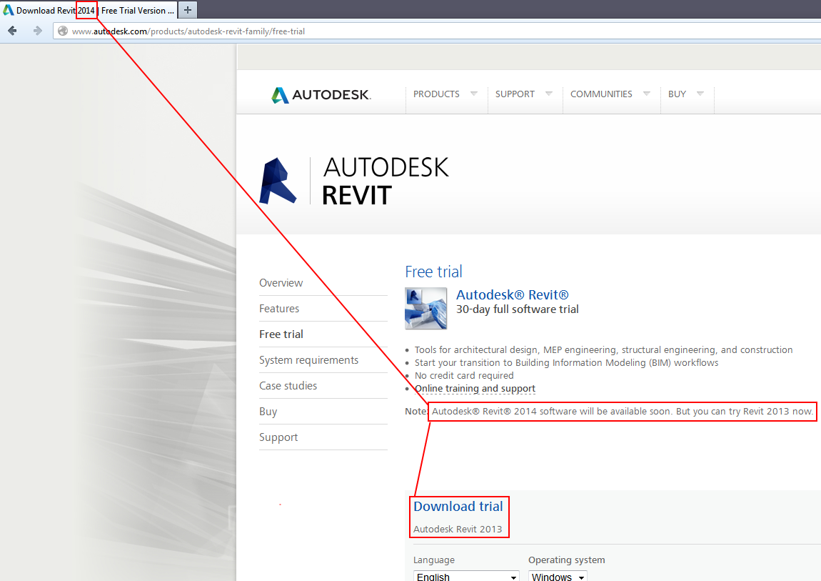Autodesk Revit Student Version
