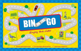 Games: Bin-on-the-Go by CQKids (4+ years)