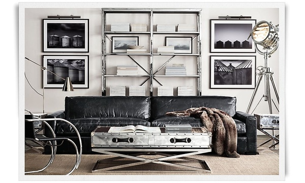 FOCAL POINT STYLING: RETAIL FAVE: Restoration Hardware Fall 2012 ...