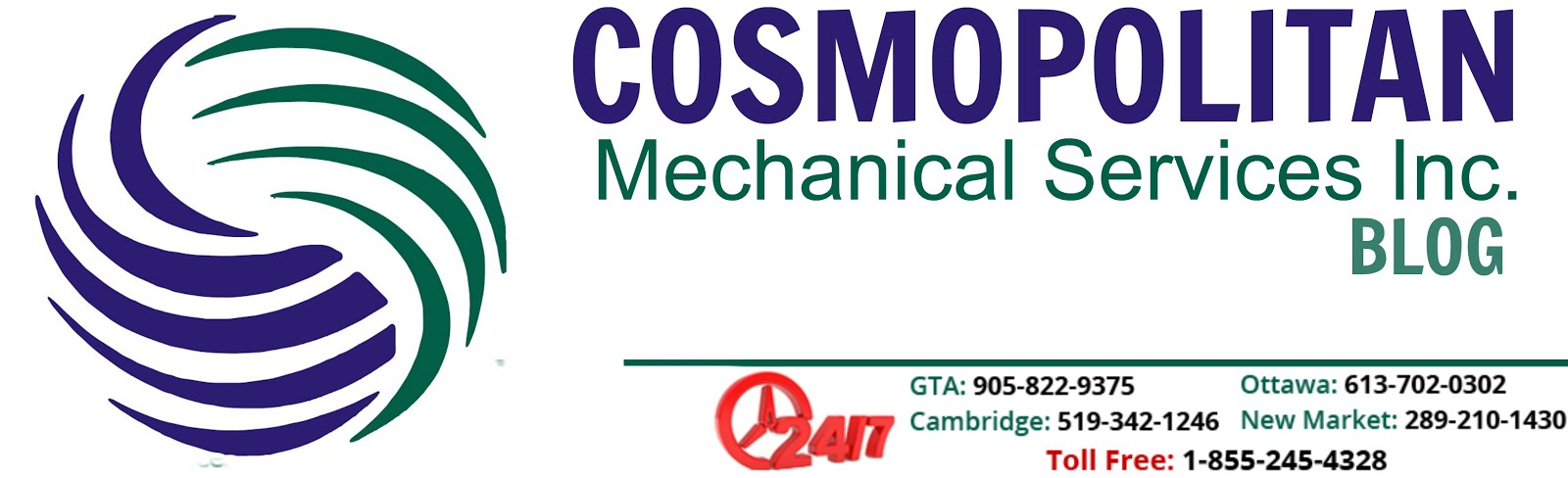 Cosmopolitan Mechanical Services Blog