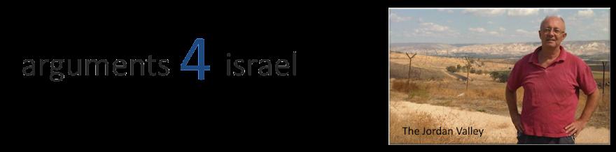 Arguments For Israel