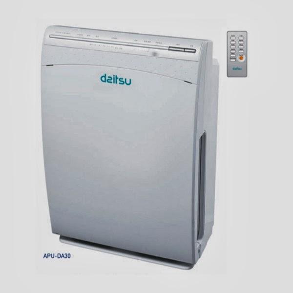 purificador de aire de Daitsu APU-DA30