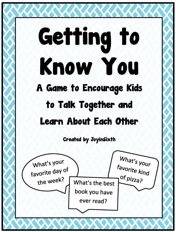 http://www.teacherspayteachers.com/Product/Free-Getting-to-Know-You-Game-425015