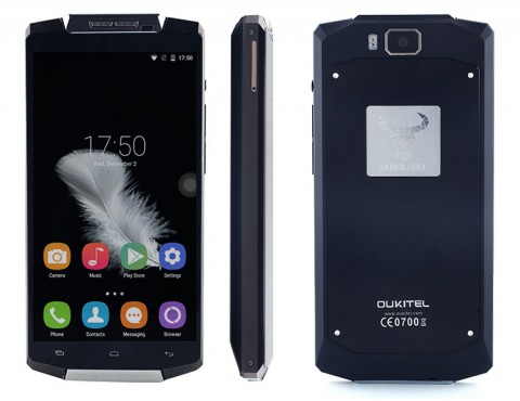 The New Oukitel K10000 Smartphone will be equipped with a ...