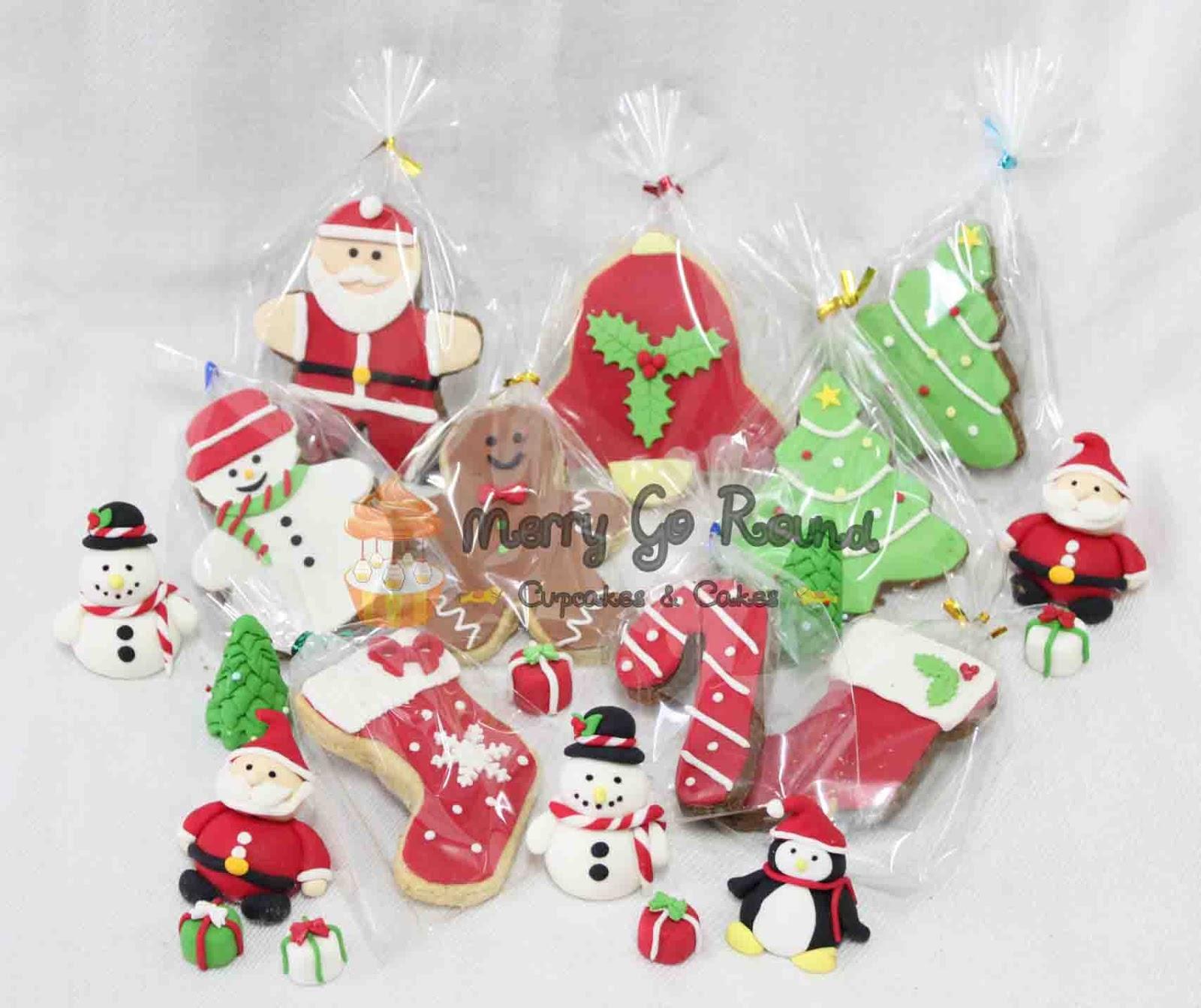 christmas cookies - Santa Hohoho 2
