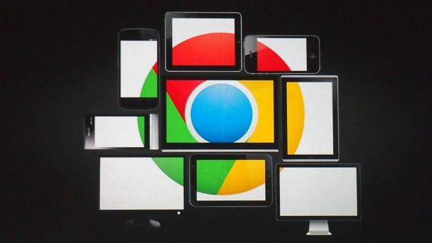 Google chrome acting as agent for different hardware and software